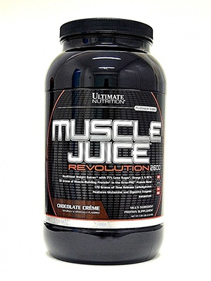 Ultimate Nutrition Muscle Juice Revolution 2600 2129 г