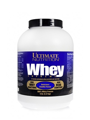 Ultimate Nutrition Whey Supreme 2270 г