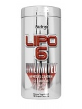 Nutrex Research Lipo-6  Unlimited