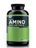 Optimum Nutrition Superior Amino 2222 (софтгель)