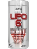 Nutrex Research Lipo 6 Unlimited Powder