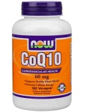 NOW CoQ-10 60mg