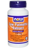 NOW Saw Palmetto Extract 320mg