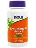 NOW Saw Palmetto Extract 160mg