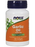 NOW Garlic Oil 1500mg