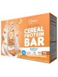 Quest Nutrition Beyond Cereal Bar Box