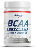 Geneticlab BCAA 2:1:1 + B6 1000mg