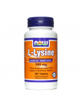 NOW L-Lysine 500mg