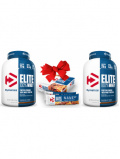 Dymatize Nutrition 2 Банки Elite Whey Protein + Elite Protein Bar Box