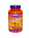 NOW L-Glutamine 1500mg
