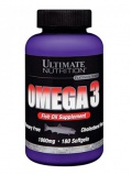 Ultimate Nutrition Omega 3 1000 мг